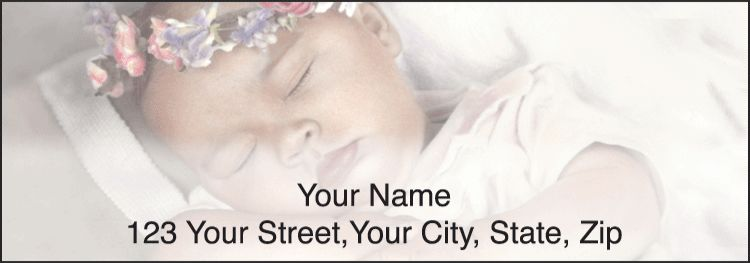 Sweet Dreams Address Labels - click to preview
