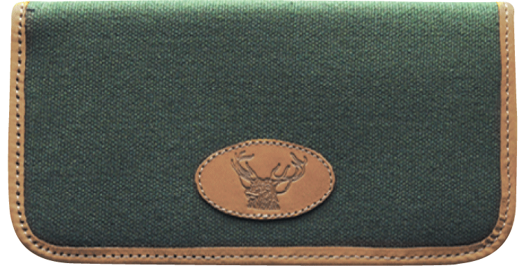Wild Outdoors Checkbook Cover