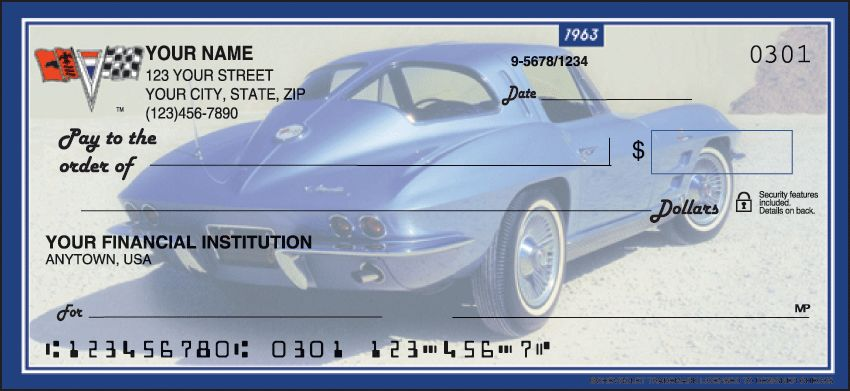 Corvette Checks - click to preview