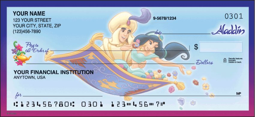 Disney Classics 2 Checks - click to view larger image