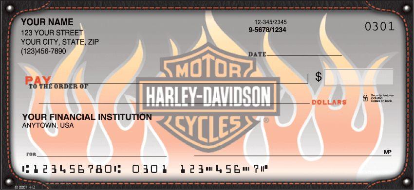 Harley-Davidson Checks | Designer Checks