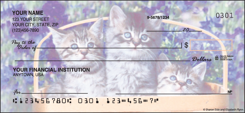 Kitty Review Checks - click to preview