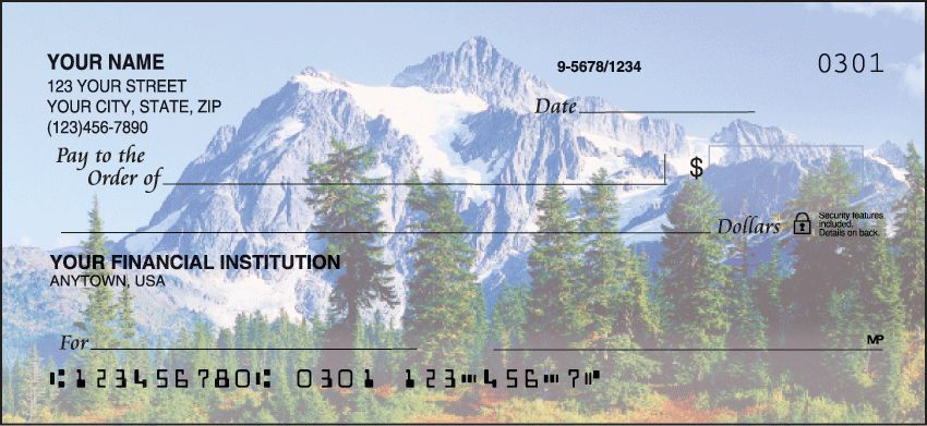 Peaceful Panoramas Checks - click to view larger image