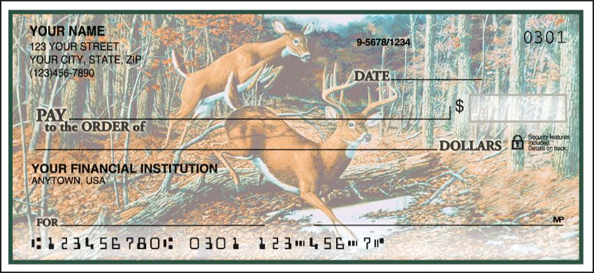 Wild Outdoors Side Tear Checks - click to view larger image