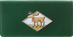 Cabin Fever Checkbook Cover – click to view product detail page