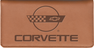 Corvette Checkbook Cover – click to view product detail page
