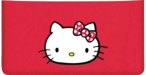 Hello Kitty Checkbook Cover – click to view product detail page