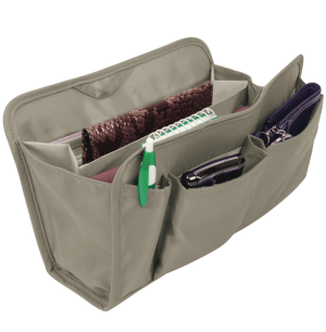 RFID Purse Gray Organizer – click to view product detail page