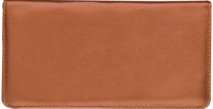 Tan Side Tear Checkbook Cover – click to view product detail page