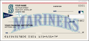 MLB - Seattle Mariners Checks – click to view product detail page