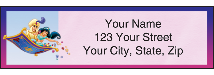 Disney Classics II Address Labels - Set of 210
