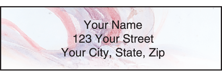 Illusions Address Labels - click to preview