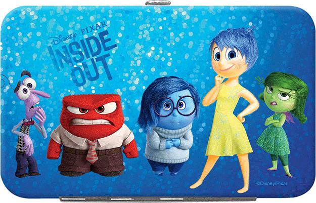 Inside Out Credit Card Holder