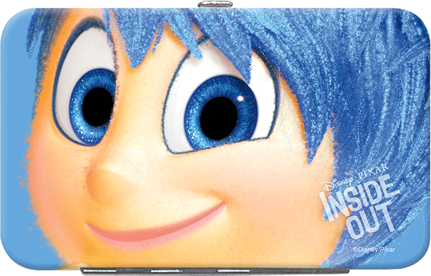 Disney/Pixar Inside Out ID Holder-Joy - click to view larger image