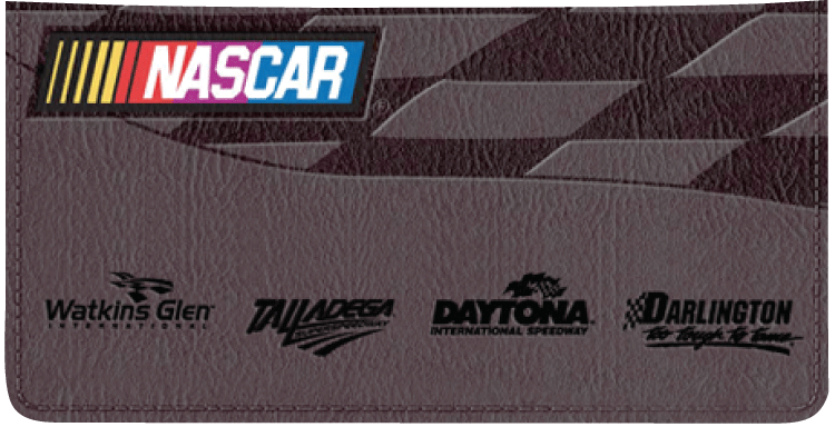NASCAR Collections Checkbook Cover