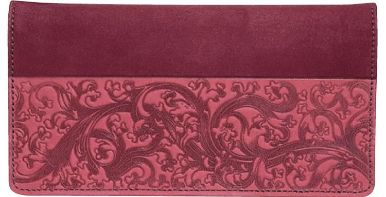 Renaissance Side Tear Checkbook Cover
