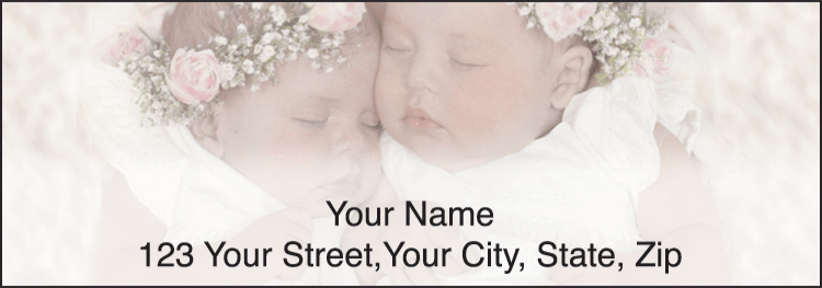 Sweet Dreams Address Labels - click to view larger image