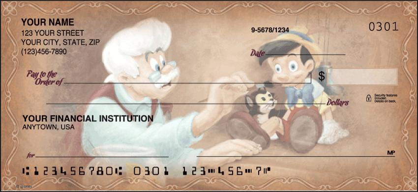 Disney Classics Checks - click to preview