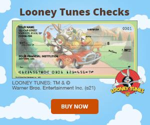 Looney Tunes Checks