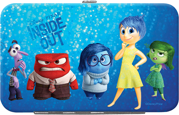 Disney/Pixar Inside Out ID Holder - click to view larger image