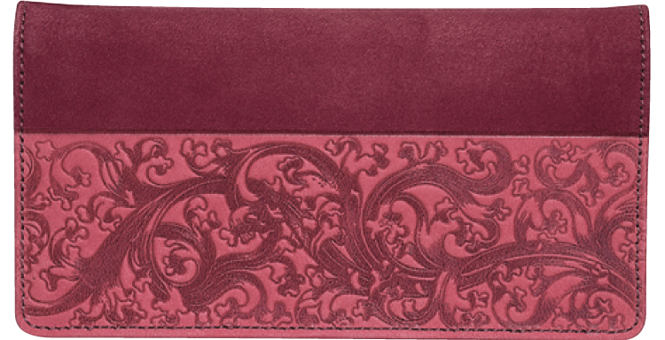 Renaissance Checkbook Cover