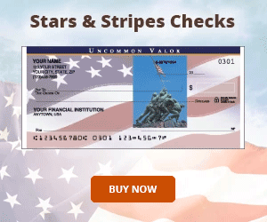 Stars and Stripes  Checks