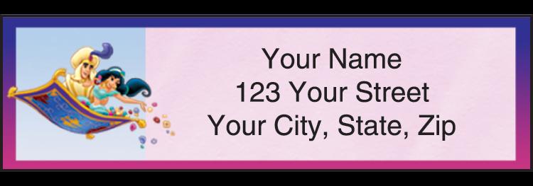 Disney Classics II Labels - Set of 210