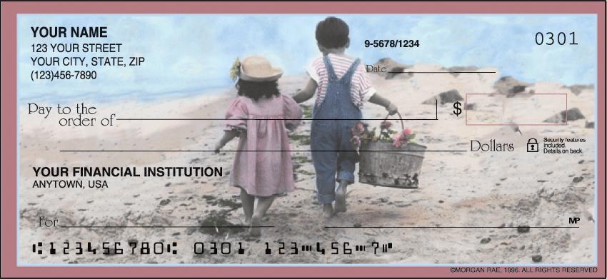 Forever Young Inspiration Personal Checks - 1 Box - Duplicates