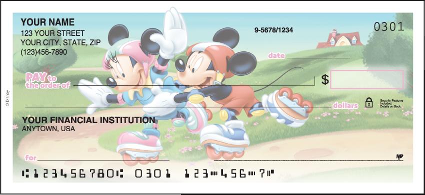 Side Tear Mickey's Adventures