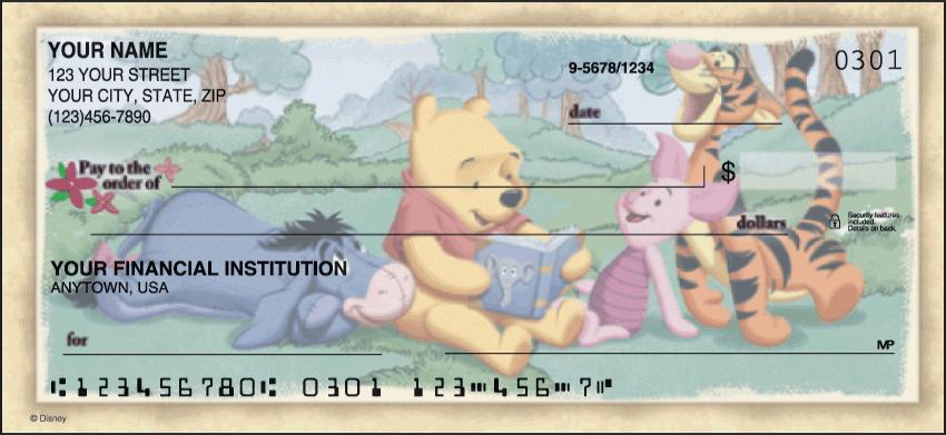 Storybook Pooh