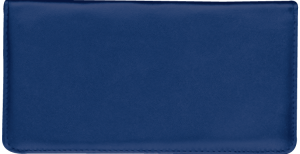 Navy Blue Checkbook Cover – click to view product detail page