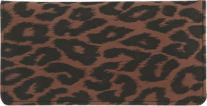 Animal Print Checkbook Cover – click to view product detail page
