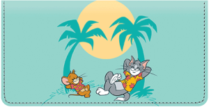 Tom & Jerry Checkbook Cover – click to view product detail page